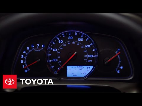 2013 RAV4 How-To: 6-Speed Automatic Transmission | Toyota