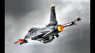 F 16 FIGHTING FALCON COMPILATION 2017