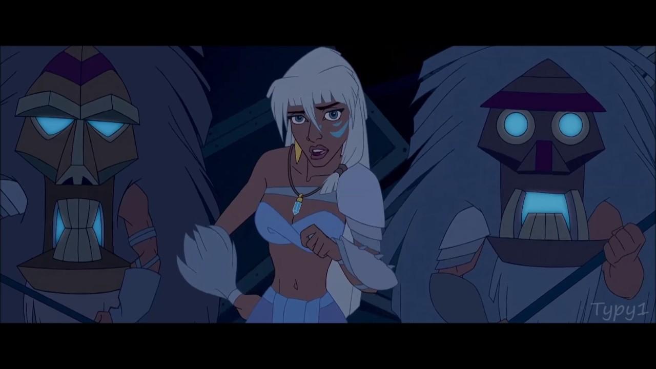 Atlantis: The Lost Empire - Milos And Kidas Questions