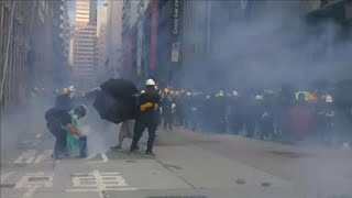 Hong Kong e la ricaduta delle proteste sull'economia