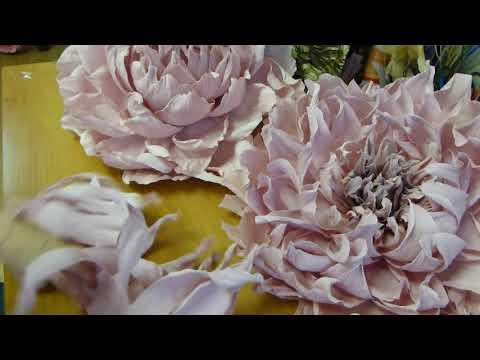 видео: Наикрасивейший лепесток. Технология обработки