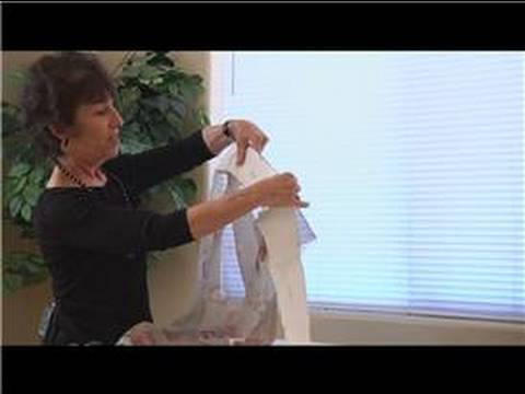 Sewing Basics : How to Sew Sheer Drapes
