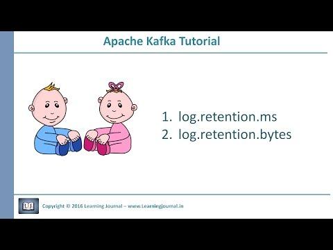 Kafka Tutorial - Broker Configurations