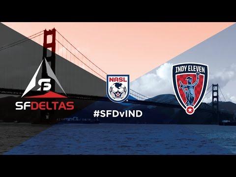 HIGHLIGHTS | San Francisco Deltas 1, Indy Eleven 1