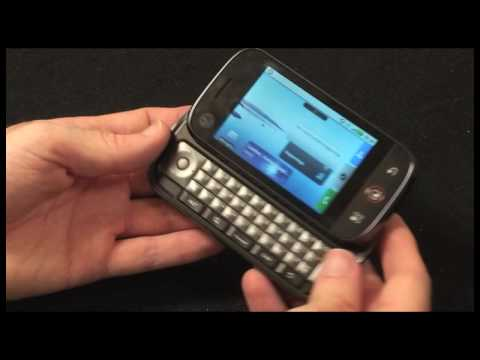 Motorola Dext Cell Cellular phone Overview thumbnail