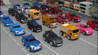 파워배틀 와치카 자동차 장난감 변신  Watch Car Toys Transformation