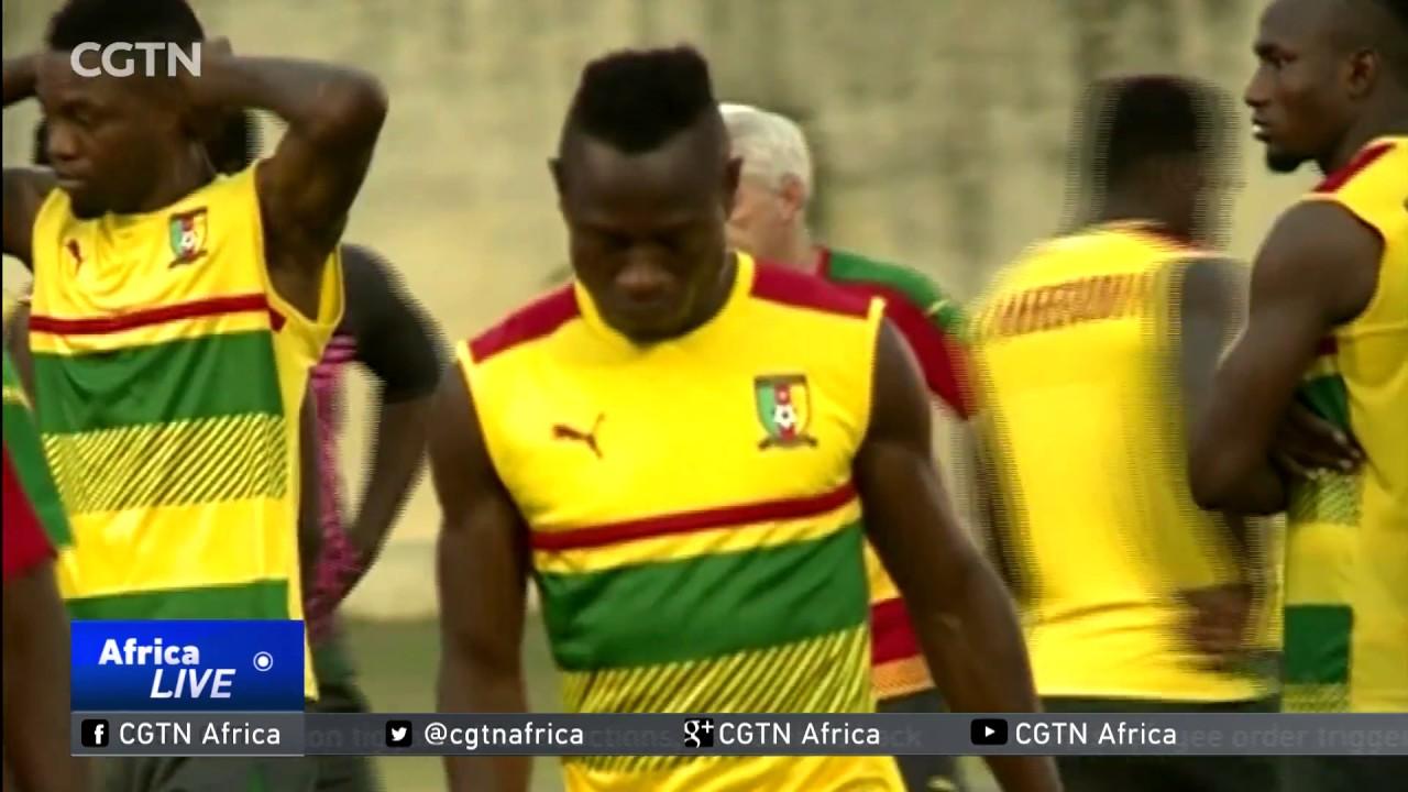 Egypt Vs Cameroon Live
