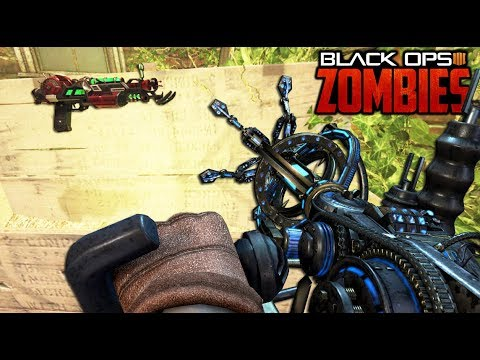 BLACK OPS 4 ZOMBIES SECRETS! 'BURIED' PACK A PUNCH NO BANK CHALLENGE!