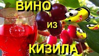 ароматное вино с КИЗИЛА (пошаговый рецепт)