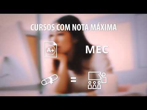 Vídeo Cursos de pedagogia online