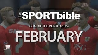TheSPORTbible Goal of the Month for February 2015 (Remade on FIFA 15)