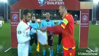 Andorra 0-2 TÜRKİYE GENİŞ MAÇ ÖZETİ HD