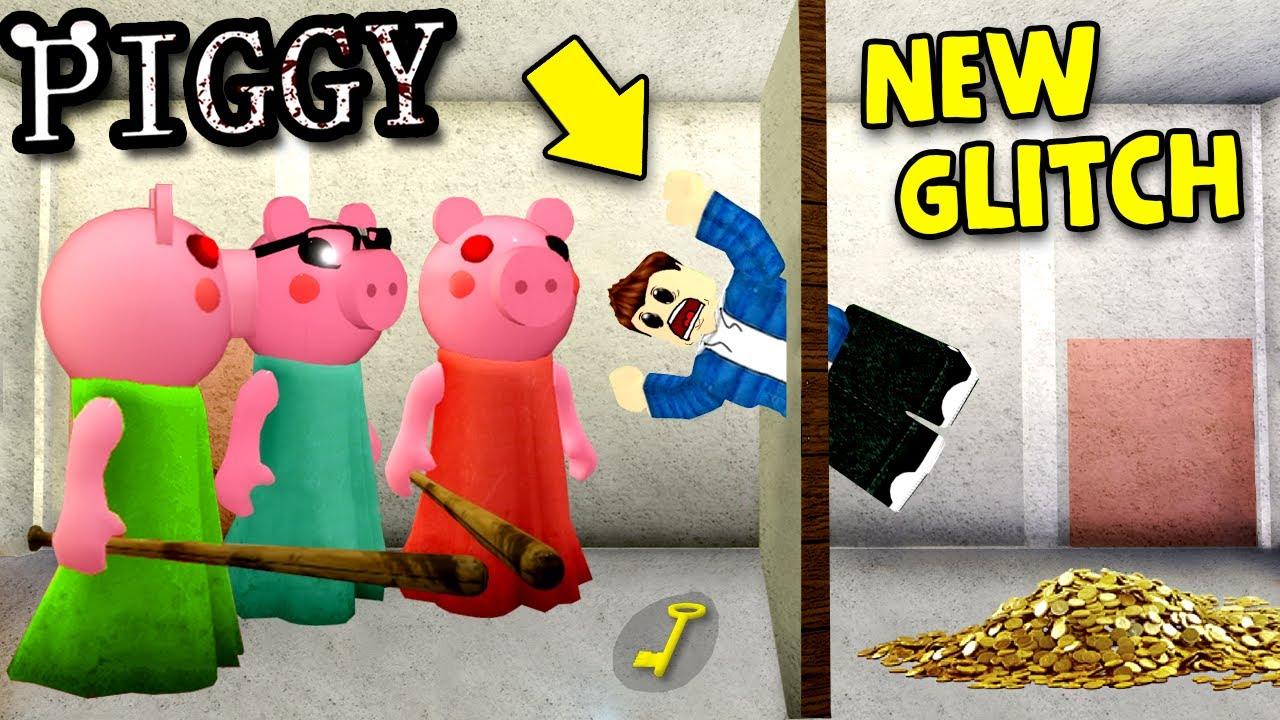 Glitches In Roblox Piggy Insane New Piggy Glitch Roblox Piggy Youtube