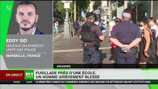 Fusillade à Marseille : «On est face à des individus qui n'ont peur de rien»