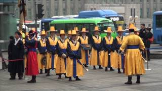 Changing of the Royal Guard-Deoksugung Palace-Seoul, South Korea (With Historical Facts)