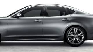 2016 Infiniti Q70 -  Child Safety Rear Door Locks