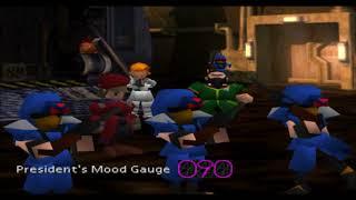 Final Fantasy VII Playthrough Part 20 Junon Cargo Ship