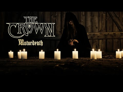 The Crown - Motordeath (OFFICIAL VIDEO)