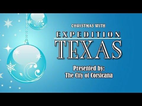Expedition Texas 1010 - Christmas In Corsicana Texas
