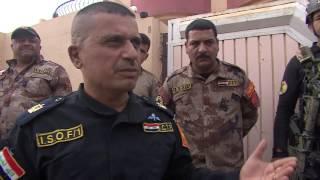 الموصل بعد شهر من المعارك