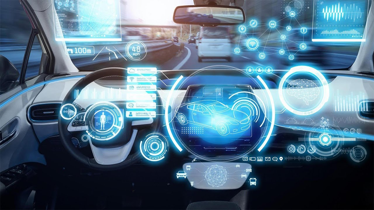 Top 5 New Car Technology For Future
