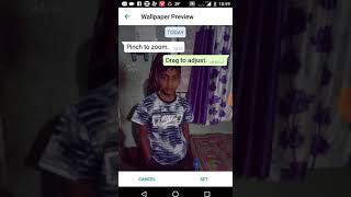 how to change whats app background III WhatsApp का बेक ग्राउंड कैसे चेंज करेंगे