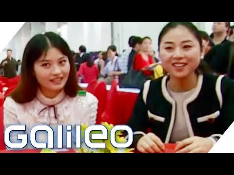 Singles in China | Galileo | ProSieben