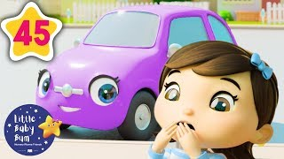 BRAND NEW | Car Song | +More Baby Songs | Nursery Rhymes | Little Baby Bum