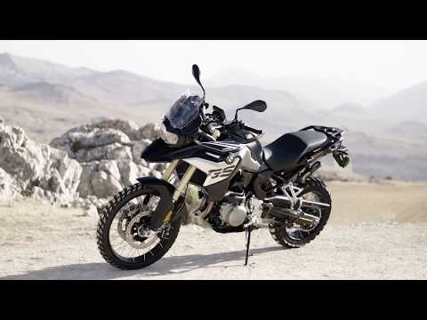 2018 BMW Motorcycles F750GS and F850GS