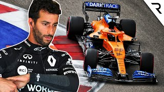 Has Ricciardo made an F1 career mistake that will benefit Alonso?