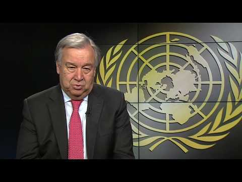 Intergenerational Dialogues on the SDGs - António Guterres (UN Secretary-General)