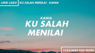 Kania Ku Salah Menilai Official Music Video Nagaswara