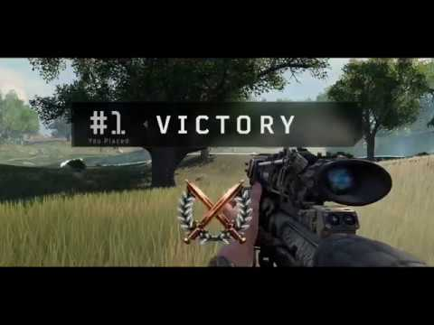 #CODNation - Victory - A Blackout Sniping Compilation