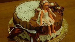 ТОРТ ПРАГА.Шоколадный торт.Мастер Светлана.Chocolate cake.Master Svetlana.