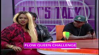 Watch Flow Queen Challenge And Khaligraph Is The Judge
