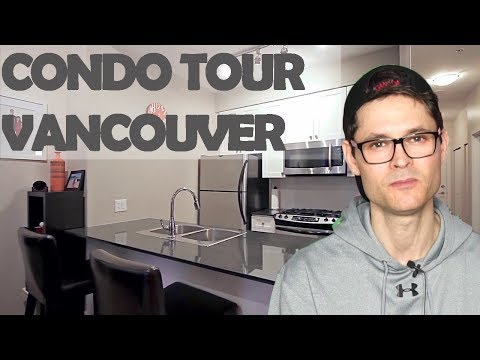MY MILLION DOLLAR CONDO // HOUSE TOUR (VANCOUVER)