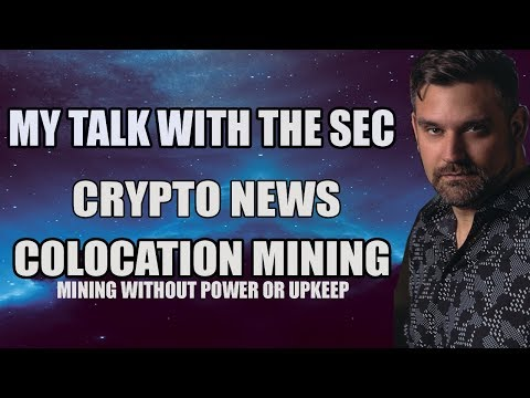 My Talk With The SEC FinHub Division