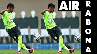 Air Rabona! Amazing Skill Tutorial