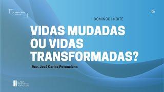Culto Noturno - 03/05/2020 - Pr. J.C.Potenciano - Lc.17.11-19