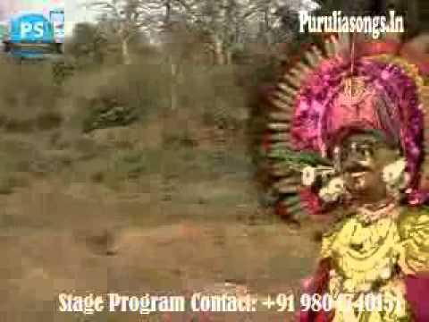 Purulia Chow Dance   Kirat Arjin Pala  ...
