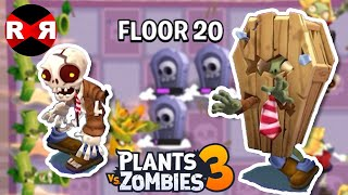 Plants vs Zombies 3 - FLOOR 20 - iOS / Android Gameplay