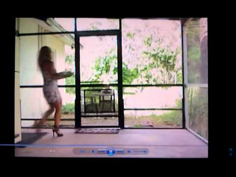 Screen-door Push Bar