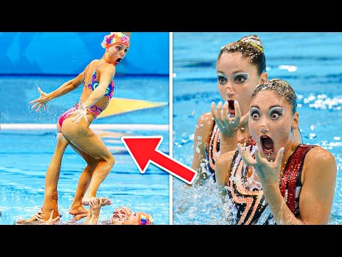 10 Most EMBARRASSING Moments In Sports History!