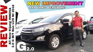 Explorasi INNOVA G BENSIN New Improvement Mesin EURO4 Toyota Indonesia