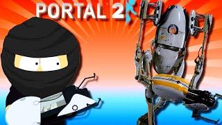 On va retourner GLaDOS ! Portal 2 Coop