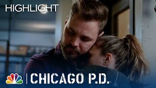 Upton and Ruzek Take a Break - Chicago PD (Episode Highlight)
