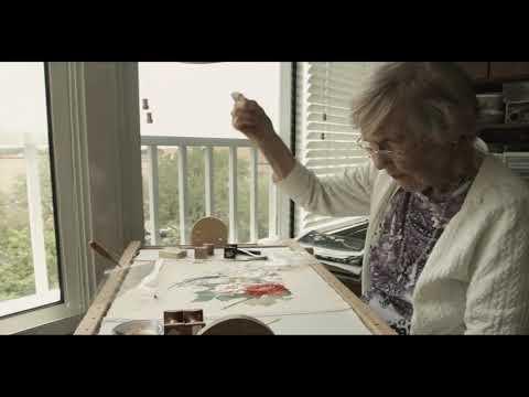 Audrey Francini - Master Embroiderer