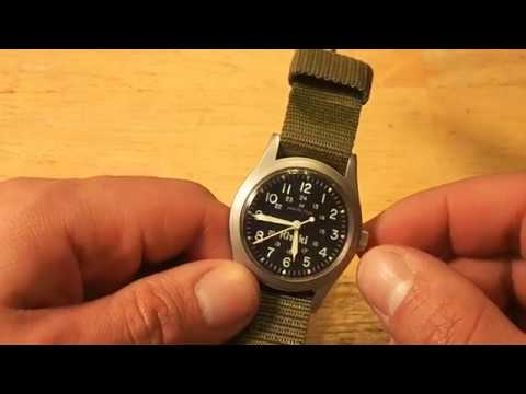 Vintage Watch Journey, Birth Era Hamilton Khaki 9415 Part 1