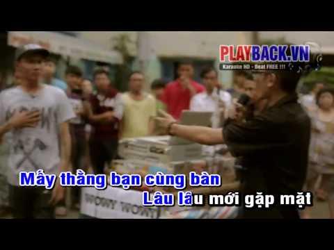 [Karaoke Beat HD] Đi Bụi - Nah