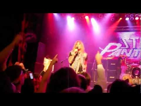 """Steel Panther: """"Supersonic Sex Machine"""" & """"Tomorrow Night"""" Live @ HOB Chicago: 12-21-2012."""